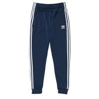 textil Niños Pantalones de chándal adidas Originals GN8454 Azul