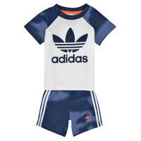 textil Niño Conjunto adidas Originals GN4110 Blanco