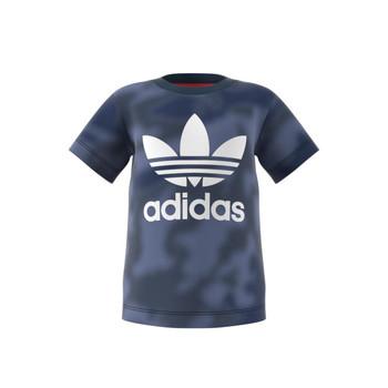 textil Niño Camisetas manga corta adidas Originals GN4116 Azul