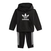 textil Niños Sudaderas adidas Originals DV2809 Negro