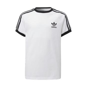 textil Niños Camisetas manga corta adidas Originals DV2901 Blanco