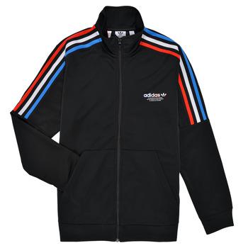 textil Niños Chaquetas de deporte adidas Originals GN7482 Negro
