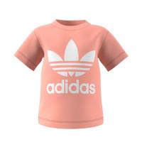 textil Niños Camisetas manga corta adidas Originals GN8176 Blanco