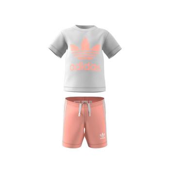 textil Niños Conjunto adidas Originals GN8192 Blanco