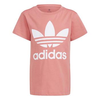 textil Niños Camisetas manga corta adidas Originals GN8205 Blanco