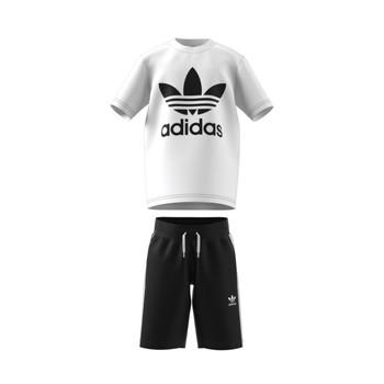 textil Niños Conjunto adidas Originals COLIPA Blanco