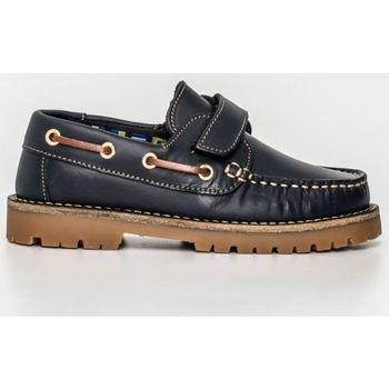 Zapatos Niño Zapatos náuticos Heymo 20057509 MARINO
