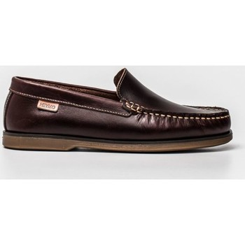 Zapatos Hombre Mocasín Heymo 20004103 CUERO