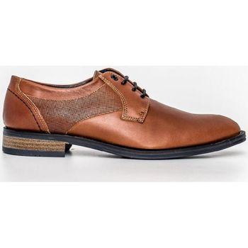 Zapatos Hombre Derbie Heymo 20099146 CUERO
