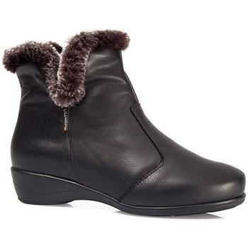 Zapatos Mujer Botas de nieve Calzamedi ES  POLAR W 0640 NEGRO