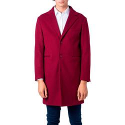 textil Hombre Abrigos Over-D OM215CP Rosso