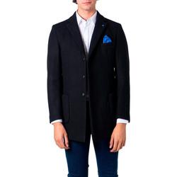 textil Hombre Abrigos Over-D OM230CP Nero