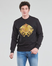 textil Hombre Sudaderas Versace Jeans Couture SOXA Negro