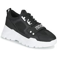 Zapatos Hombre Zapatillas bajas Versace Jeans Couture THANNA Negro