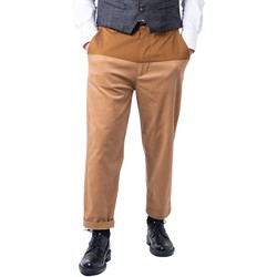 textil Hombre Pantalones chinos Imperial PZ73AAJ Marrone