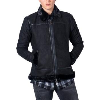 textil Hombre cazadoras Over-D OM220GB Nero