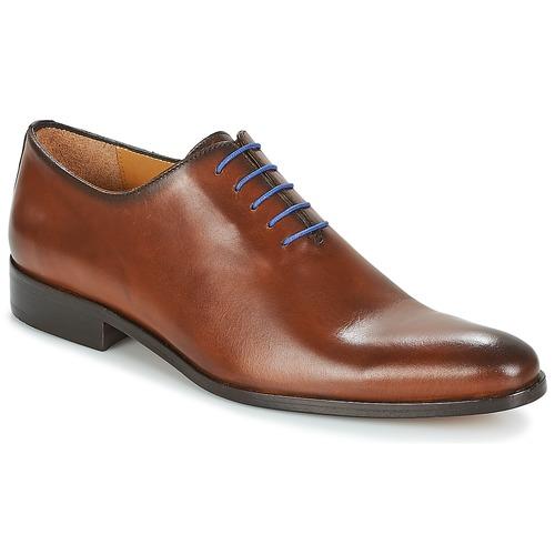 Zapatos Hombre Richelieu Brett & Sons AGUSTIN Cognac