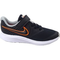 Zapatos Niños Fitness / Training Nike Star Runner 2 Negros