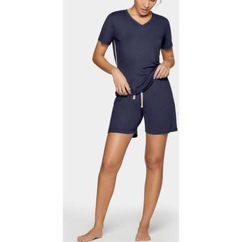 textil Mujer Pijama Impetus Pijama Corto  Soft Premium 8400F84 Rose
