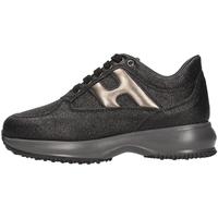 Zapatos Niño Zapatillas bajas Hogan - Interactive h nero HXC00N00243FTI904A NERO