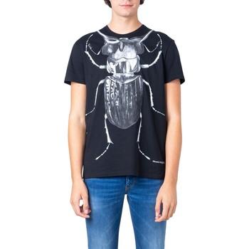 textil Hombre Camisetas manga corta McQ Alexander McQueen 573593 Nero