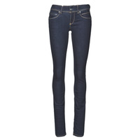 textil Mujer Vaqueros slim Pepe jeans NEW BROOKE Azul / Oscuro / M15