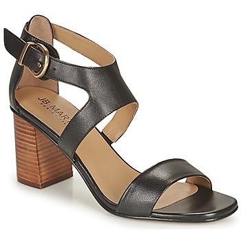 Zapatos Niña Sandalias JB Martin 1NAWELI Negro