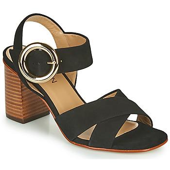 Zapatos Niña Sandalias JB Martin 1NICKY Negro