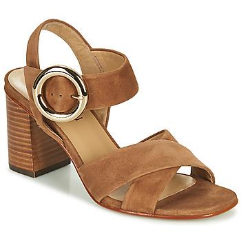 Zapatos Niña Sandalias JB Martin 1NICKY Marrón
