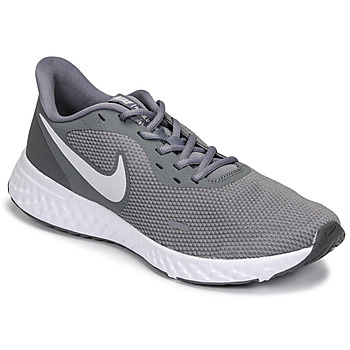 Zapatos Hombre Running / trail Nike REVOLUTION 5 Gris