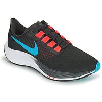 Zapatos Hombre Running / trail Nike AIR ZOOM PEGASUS 37 Negro / Rojo / Azul