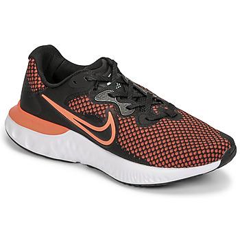 Zapatos Hombre Running / trail Nike RENEW RUN 2 Negro / Rojo