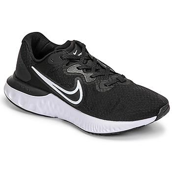 Zapatos Hombre Running / trail Nike RENEW RUN 2 Negro / Blanco