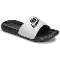 Zapatos Hombre Chanclas Nike VICTORI BENASSI Negro / Blanco