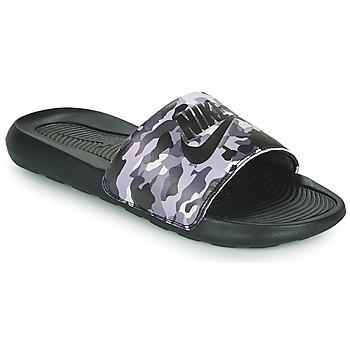Zapatos Hombre Chanclas Nike VICTORI ONE BENASSI Gris