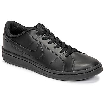 Zapatos Hombre Zapatillas bajas Nike COURT ROYALE 2 LOW Negro