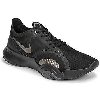Zapatos Hombre Multideporte Nike SUPERREP GO Negro