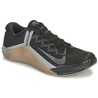 Zapatos Hombre Multideporte Nike METCON 6 Negro / Gris