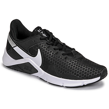 Zapatos Hombre Multideporte Nike LEGEND ESSENTIAL 2 Negro / Blanco