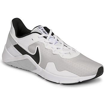 Zapatos Hombre Multideporte Nike LEGEND ESSENTIAL 2 Blanco / Negro