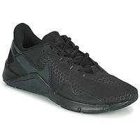 Zapatos Hombre Multideporte Nike LEGEND ESSENTIAL 2 Negro / Gris