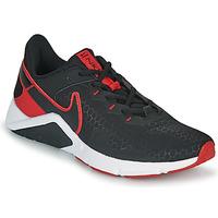 Zapatos Hombre Multideporte Nike LEGEND ESSENTIAL 2 Negro / Rojo