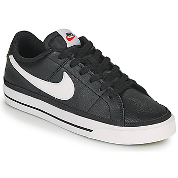 Zapatos Mujer Zapatillas bajas Nike COURT LEGACY Negro / Blanco