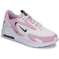 Zapatos Mujer Zapatillas bajas Nike AIR MAX MOTION 3 Blanco / Rosa