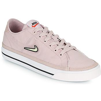 Zapatos Mujer Zapatillas bajas Nike COURT LEGACY VALENTINE'S DAY Rosa