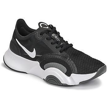 Zapatos Mujer Multideporte Nike SUPERREP GO Negro / Blanco