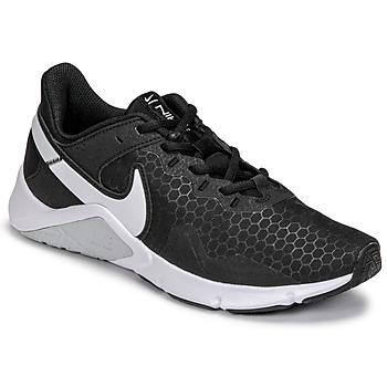 Zapatos Mujer Multideporte Nike LEGEND ESSENTIAL 2 Negro / Blanco