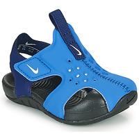 Zapatos Niño Chanclas Nike SUNRAY PROTECT 2 TD Azul