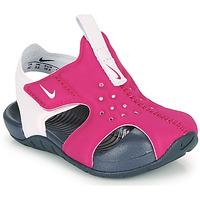 Zapatos Niña Chanclas Nike SUNRAY PROTECT 2 TD Violeta