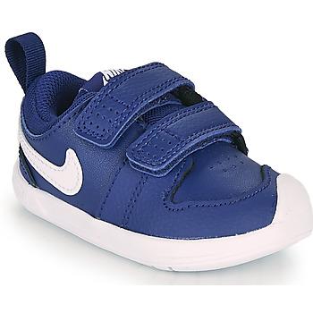 Zapatos Niño Zapatillas bajas Nike PICO 5 TD Azul / Blanco